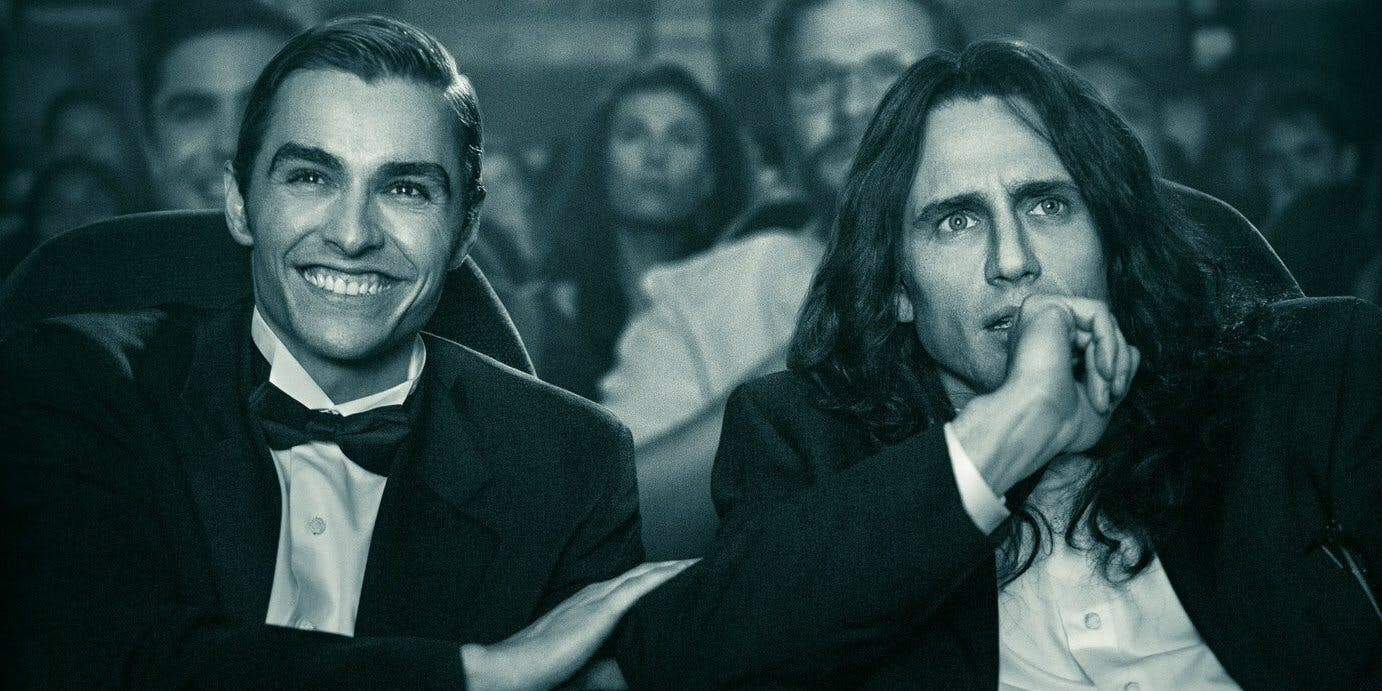"THE CAR RIDE HOME: ""The Disaster Artist"""