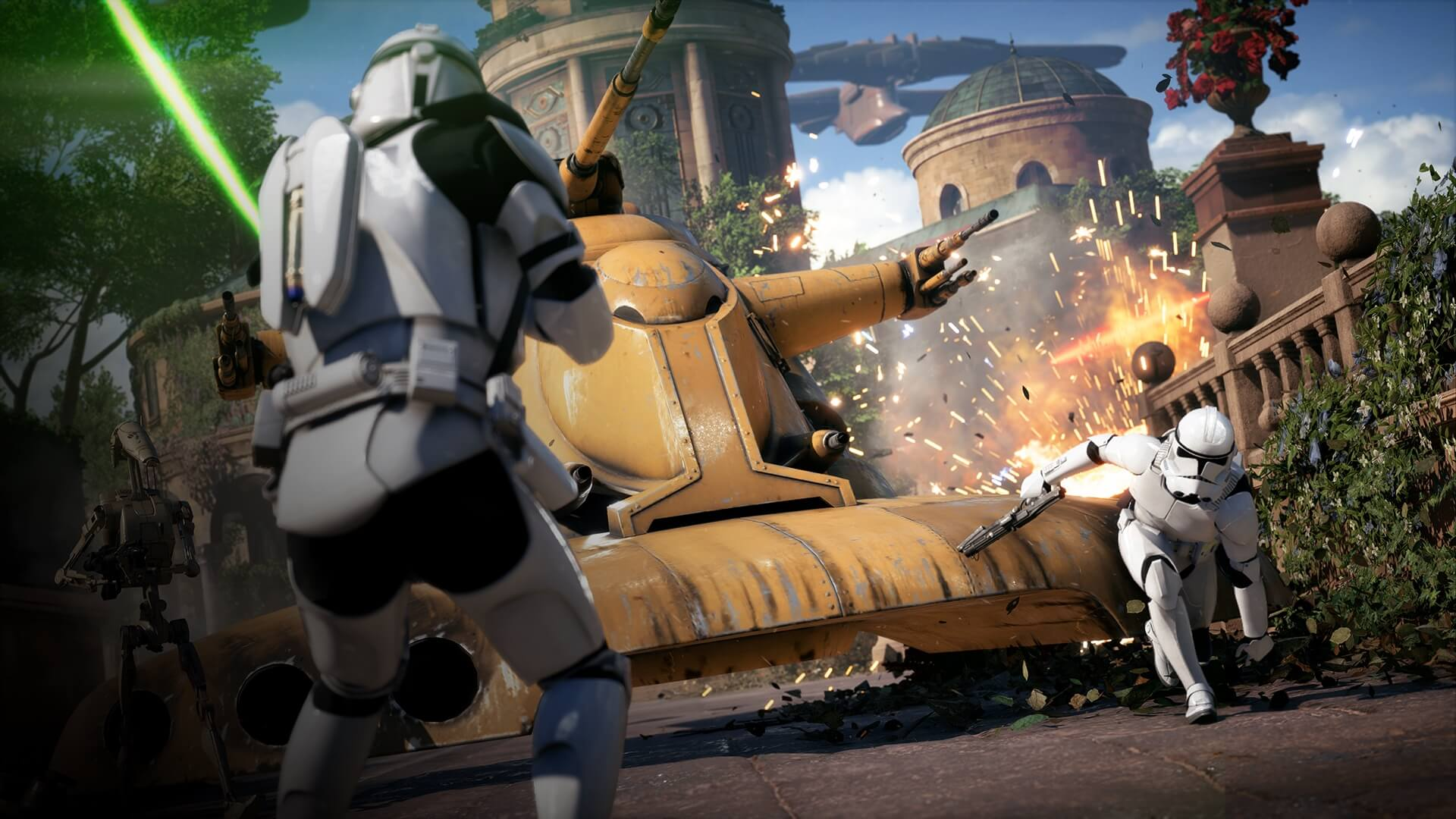 """Star Wars Battlefront II"": Don't Give in to the Hate"