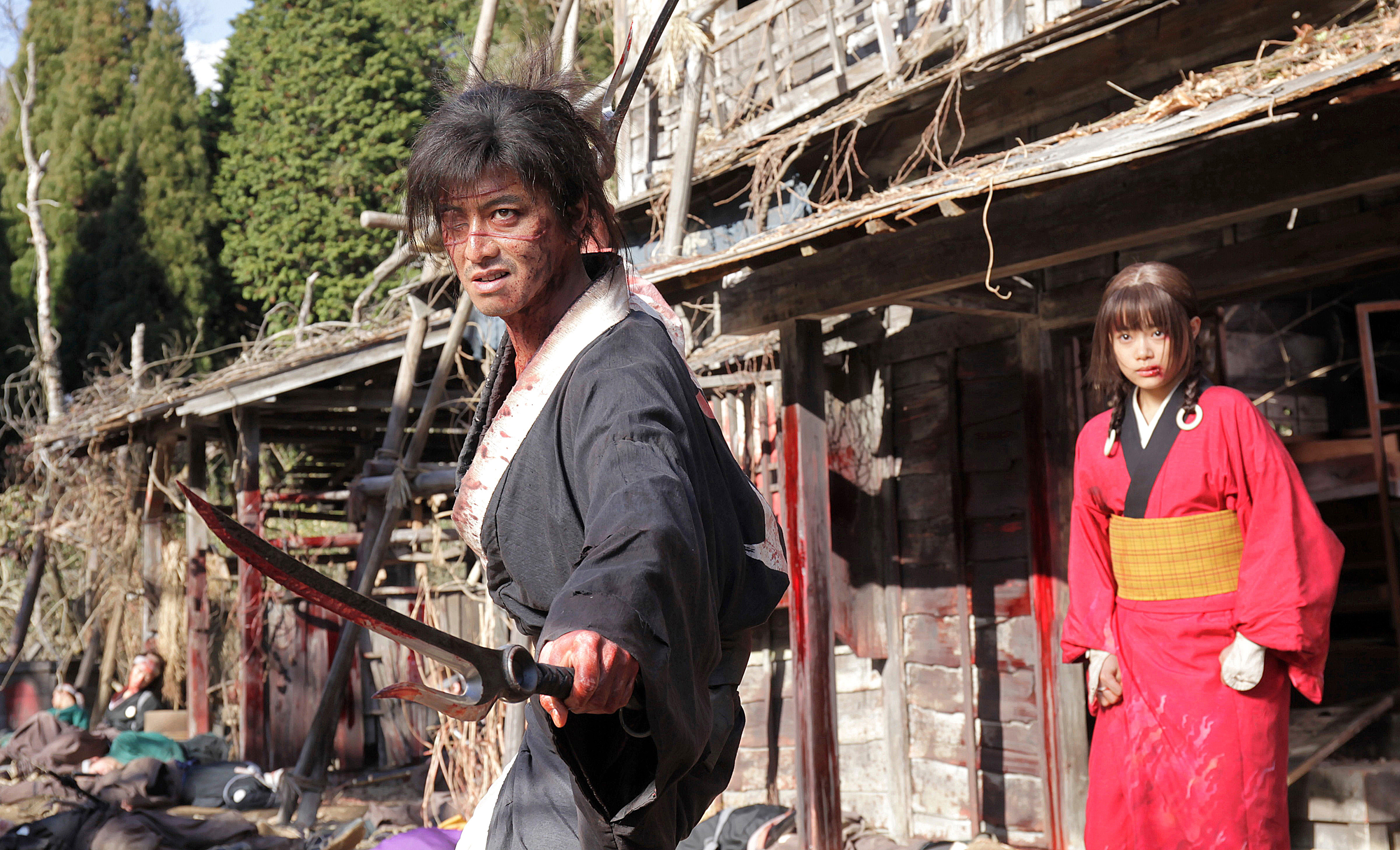 """Why we can't (wait to) see """"Blade of the Immortal"""" In theaters"""