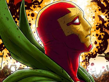 "We're Halfway through ""Mister Miracle."" What the F&%k Is Going On? [Spoilers]"