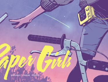 """Paper Girls"" Showcases Brian K. Vaughan's and Cliff Chiang's Greatest Strengths"