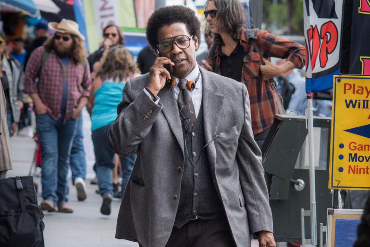 "Oscar Nominated Film Review: ""Roman J. Israel, Esq."""