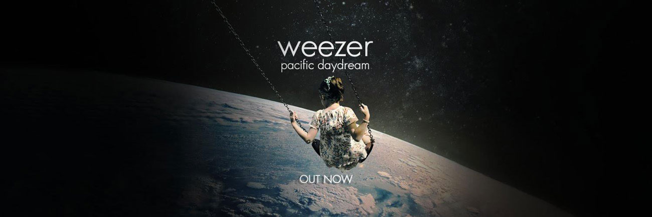 "Weezer's ""Pacific Daydream"" Is Pure Joy…But Is Anyone Still Listening?"